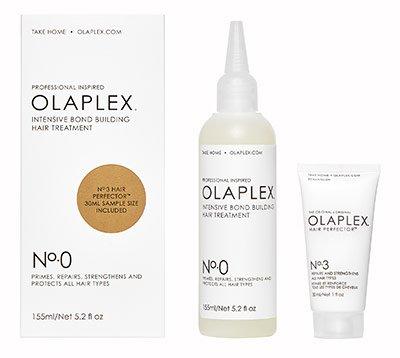 Olaplex-kotihoito No. 0